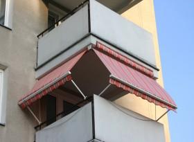 markiza balkonowa do balustrady 12