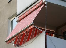 markiza balkonowa do balustrady 10