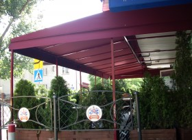 markiza zadaszenie ogrodu 38